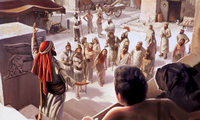 When God sent Jonah to Nineveh with a message of impending doom, the prophet probably thought that it was absolute.
