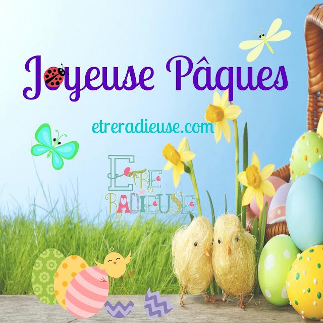 Joyeuse Pâques - 2016