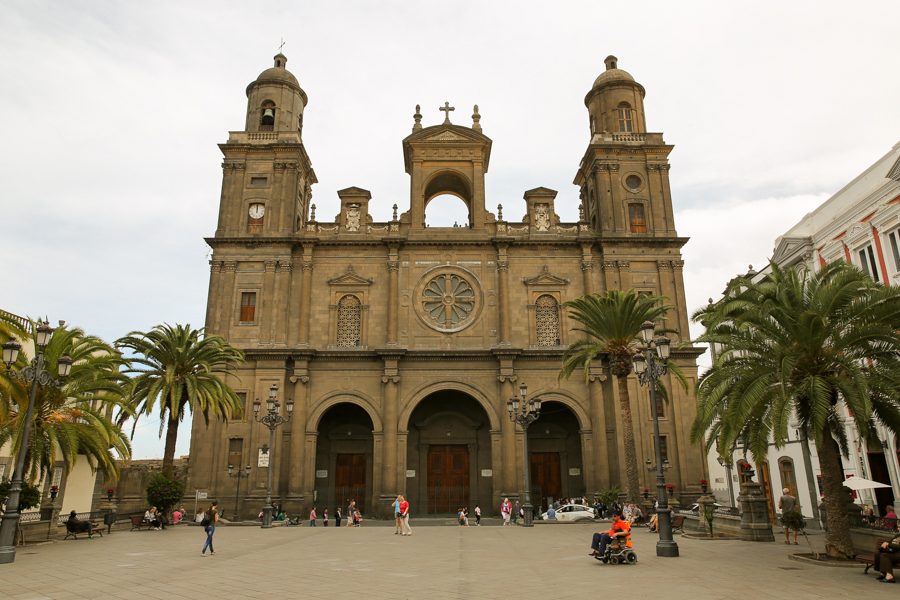 Levitate Style, menswear, Travel, Las Palmas, Gran Canaria, Cathedral