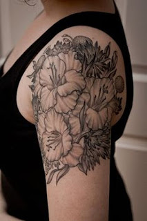 52+ Beautiful Flower Tattoo