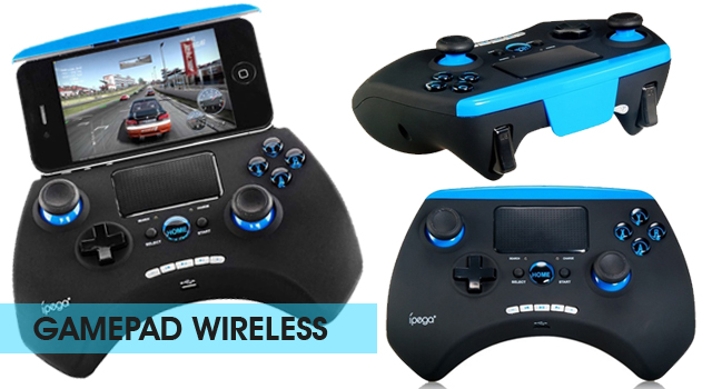 Gamepad Wireless
