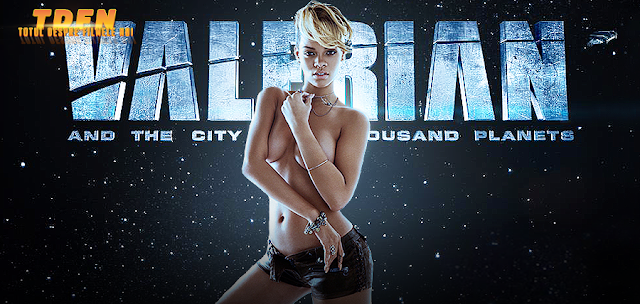 Rihanna, a primit un rol major în aventura epică SF intitulată Valérian And The City Of A Thousand Planets