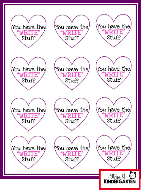 Free Teacher Valentines- No time to create your own.  All you need are some pencils and a printer.  Just print, cut and attach