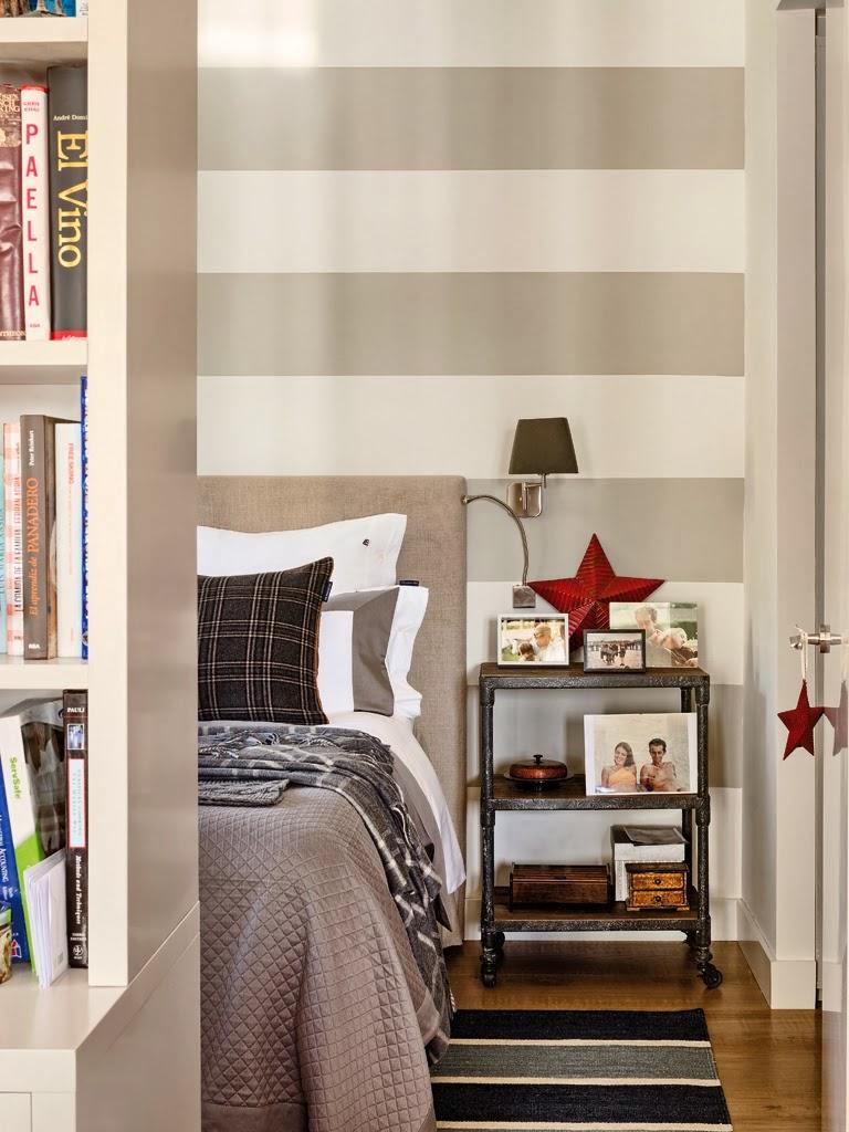 Mieszkanie z kuchnią w stylu loftu z ceglaną ścianą - wystrój wnętrz, wnętrza, urządzanie domu, dekoracje wnętrz, aranżacja wnętrz, inspiracje wnętrz,interior design , dom i wnętrze, aranżacja mieszkania, modne wnętrza, loft, styl loftowy, styl industrialny, małe mieszkanie, małe wnętrza, kawalerka
