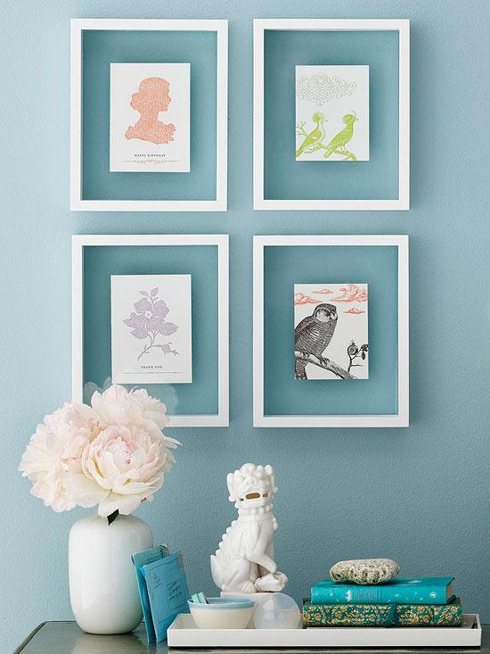 Modern Furniture: Cheap Living Room Decorating Updates ...