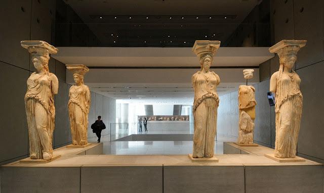 Museus em Atenas, Grécia