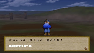 Menambang di Harvest Moon: Save The Homeland