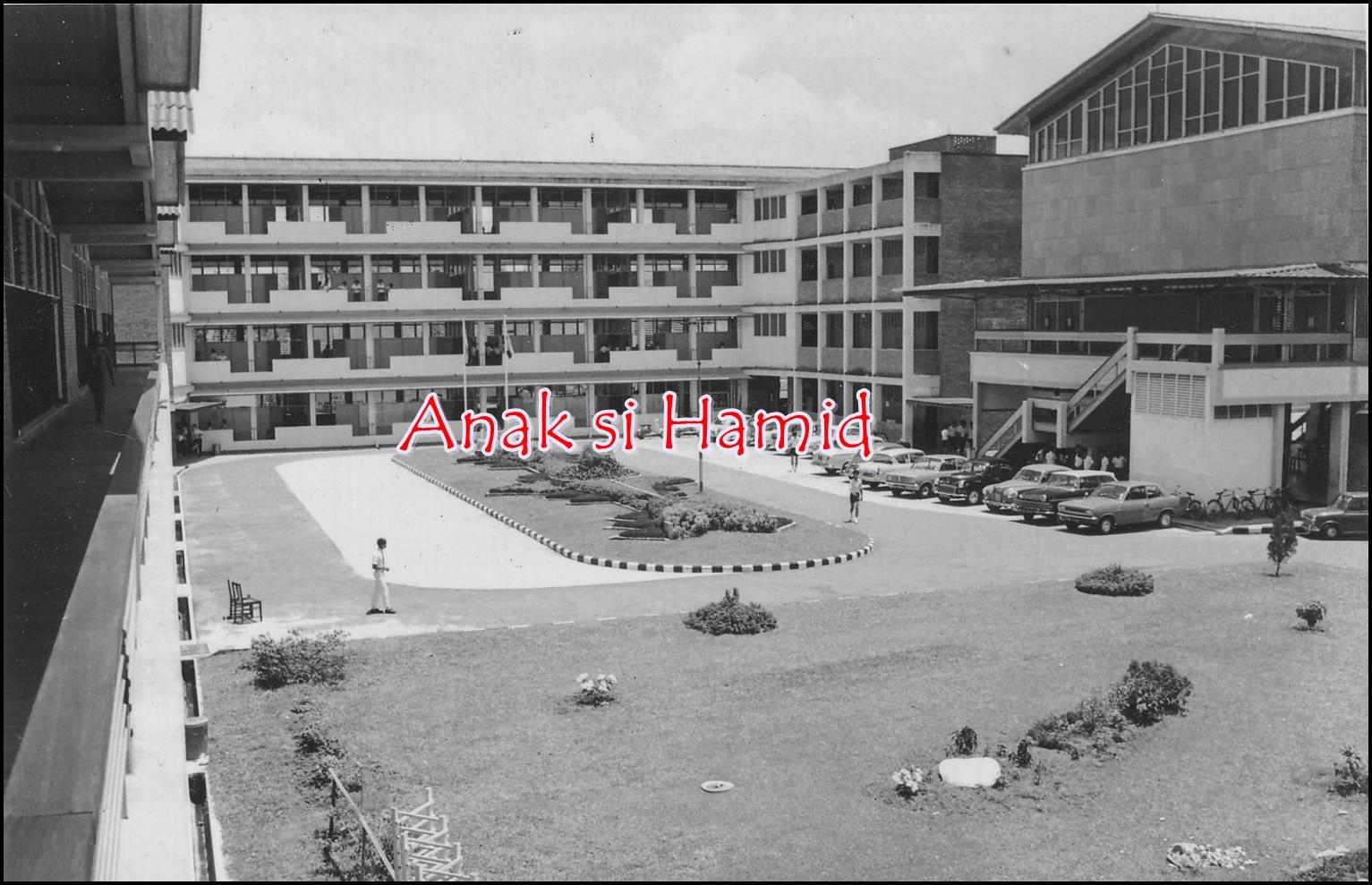 Sekolah Menengah Yusos Ishak Yusof Ishak Secondary School S