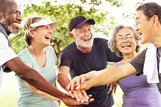 4 Benefits of Exercising Over 50
