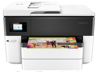 Work Driver Download HP Officejet Pro 7740