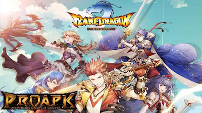 Flame Dragon Knights FDK Mod Apk for Android