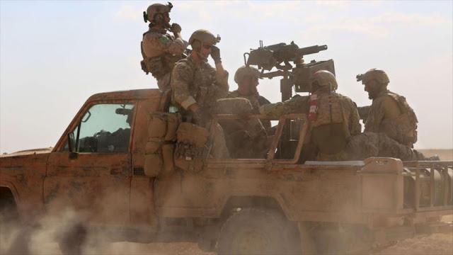 Pentágono admite emplear más de 5500 mercenarios en Siria e Irak