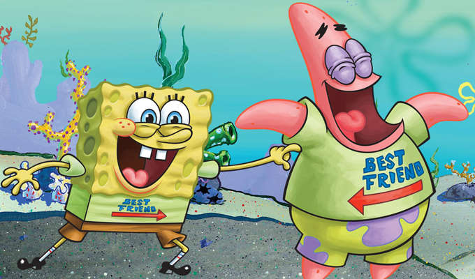 Kata-Kata Bijak dari film kartun Spongebob Suqrepants