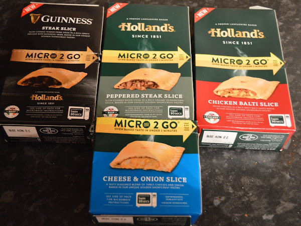 Hollands Micro 2 Go Pastie Slice Review