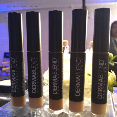 Dermablend Professional Canadian Launch SMOOTH Liquid Camo Concealer