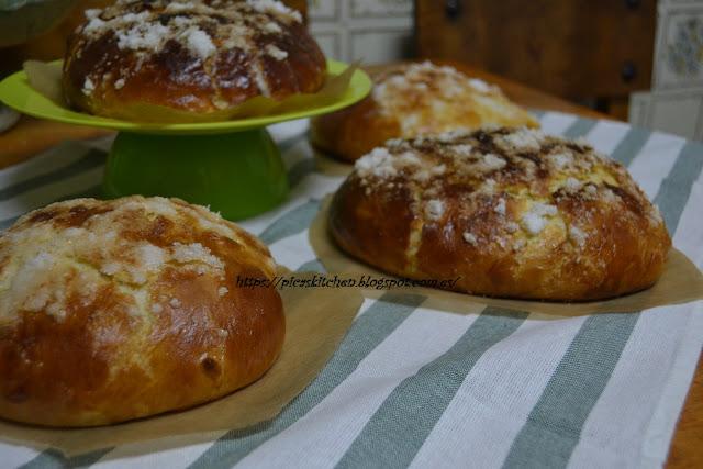 TOÑAS O PANQUEMAOS ,(con patata en la masa) RECETA PARA INÚTILES.