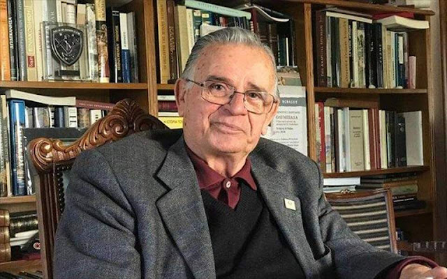 Συλλυπητήριο Ψήφισμα του Συνδέσμου Φιλολόγων Αργολίδας για τον θάνατο του Σαράντου Καργάκου