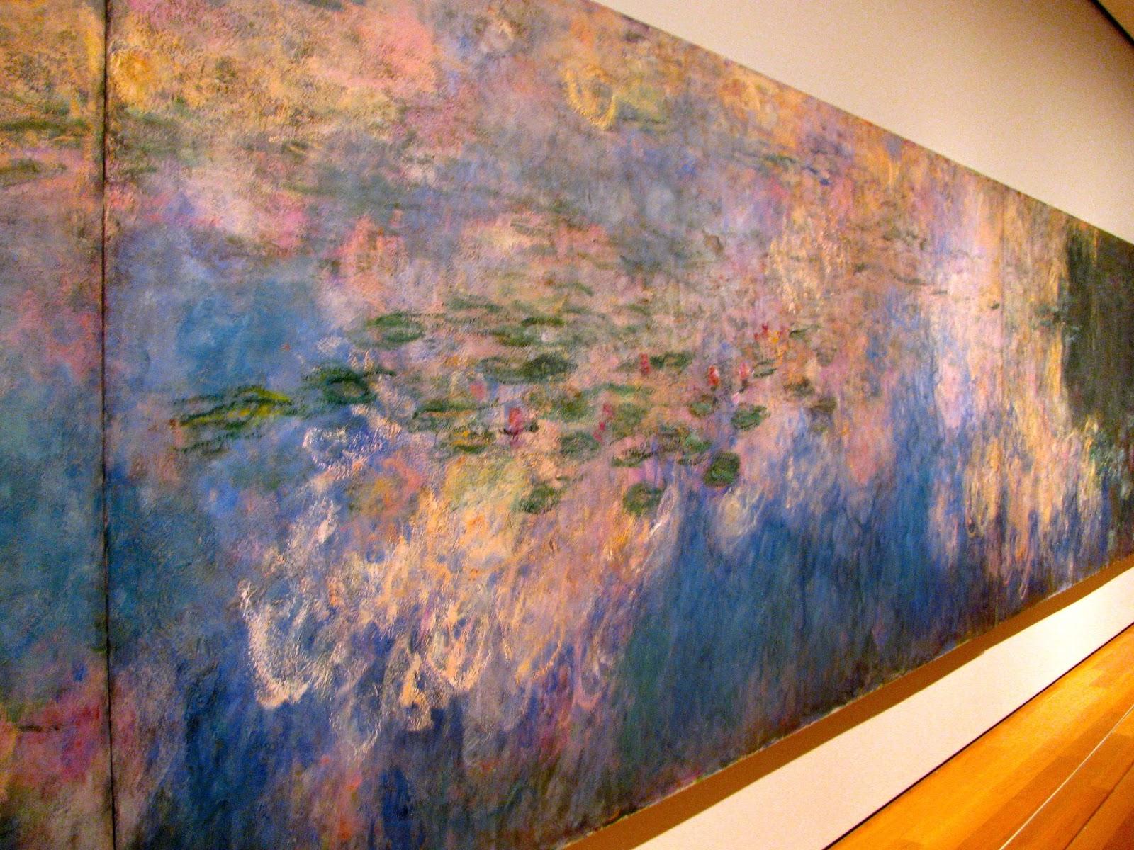 Claude Monet Water Lilies Series