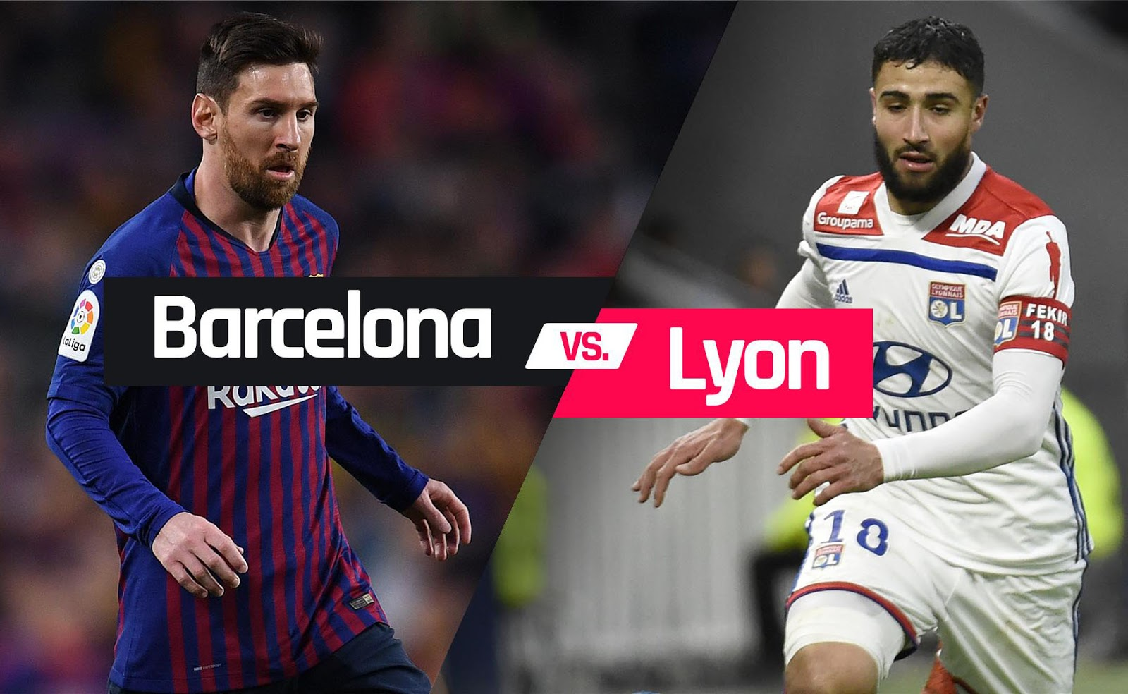 In Top News 24 Breaking News U S And World News Itn24 Barcelona Vs Lyon Champions League Live Preview