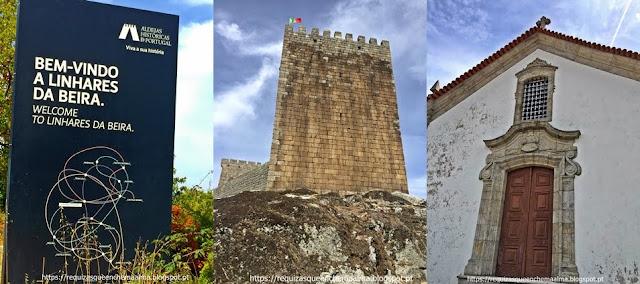 Linhares da Beira, Aldeia Histórica de Portugal