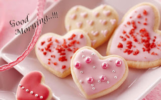 Heart Shape Romantic Good Morning Love Images for Husband