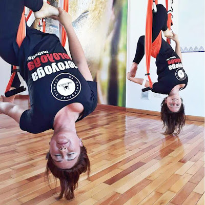 Profesorado Aero Yoga
