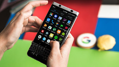 Audio Blackberry KEYONE