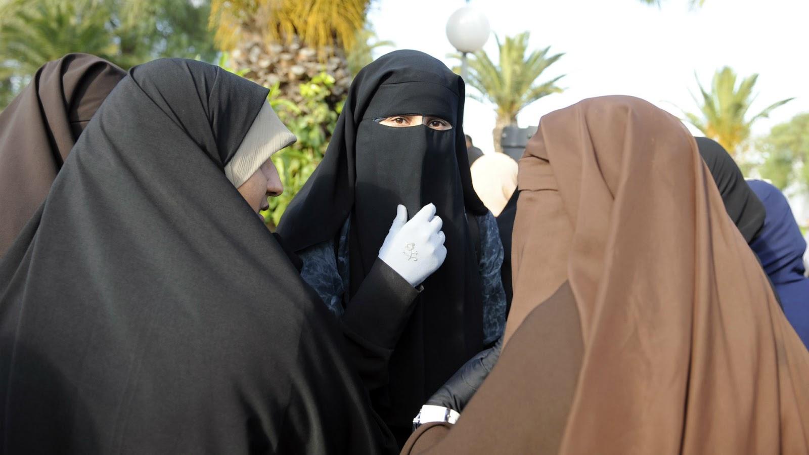 Pemerintah Mesir Akan Larang Niqab