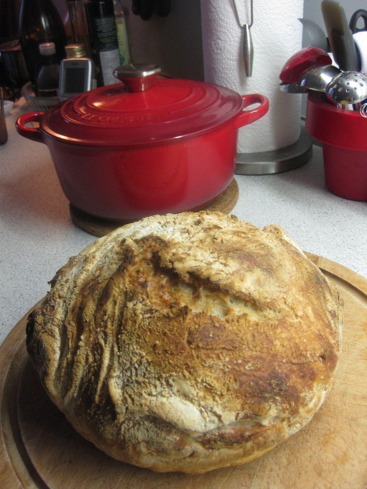 bagning med tørgær