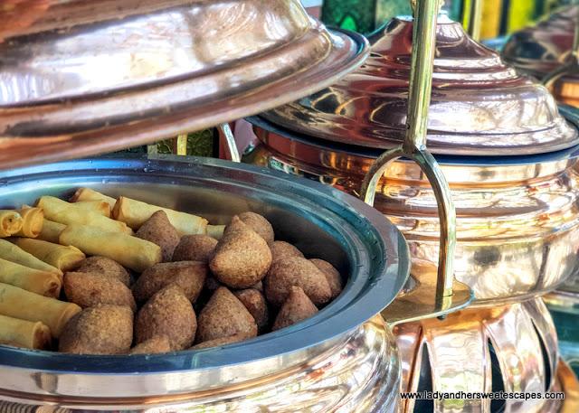 arabic dishes in Fujairah Rotana Buffet