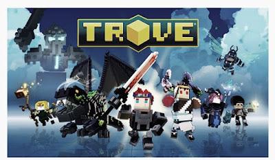 Trove Xbox one pics