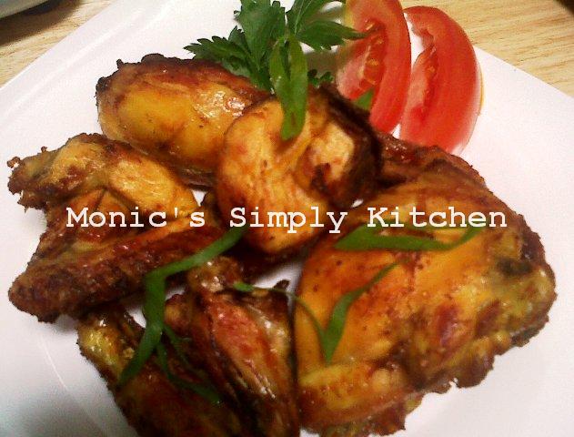 Resep Cake Pisang Diah Didi: Monic's Simply Kitchen