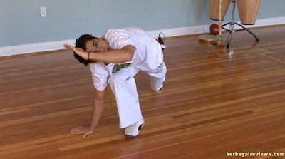 Esquiva teknik gerakan dasar capoeira - berbagaireviews.com