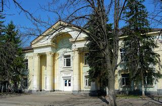 Павлоград. Ул. Анны Светличной, 55. Редакция газеты «Родной край»