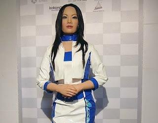 La donna più bella del mondo è un Actroid (video)