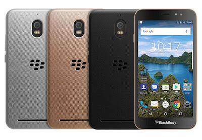 BlackBerry Aurora : BB Pertama Dengan OS Android Nougat Buatan Asli Indonesia