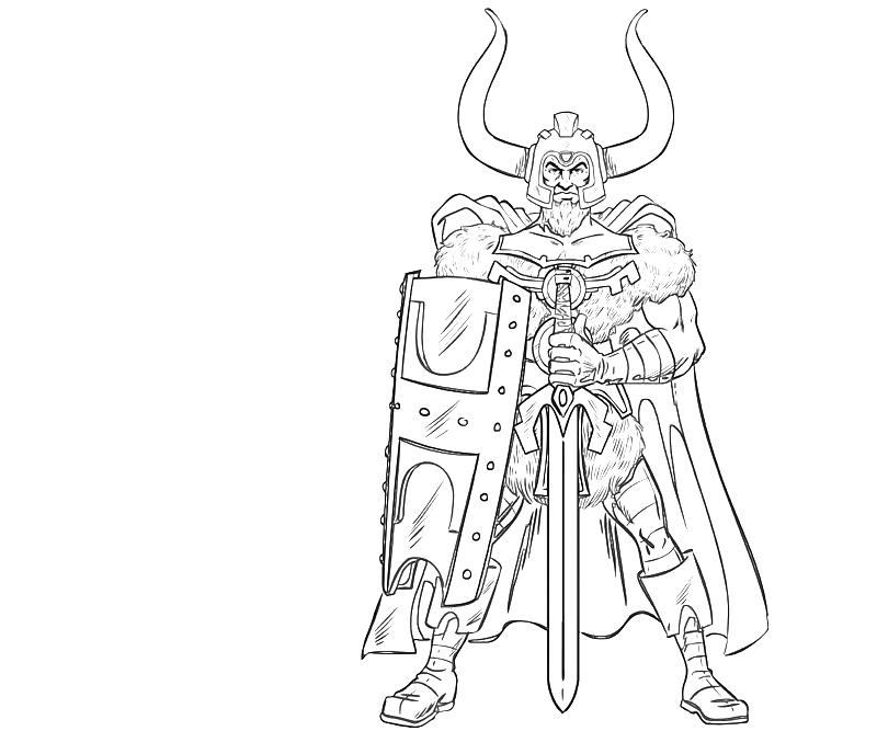 weapon coloring pages - photo#30