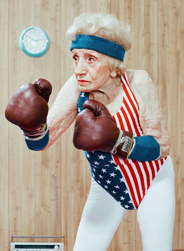 ©Dean Bradshaw - The Golden Years. Fotografía | Photography