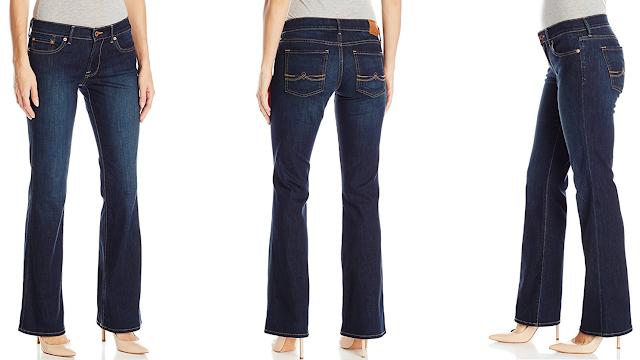 Lucky Brand Sweet N Low Jeans $42 (reg $90)