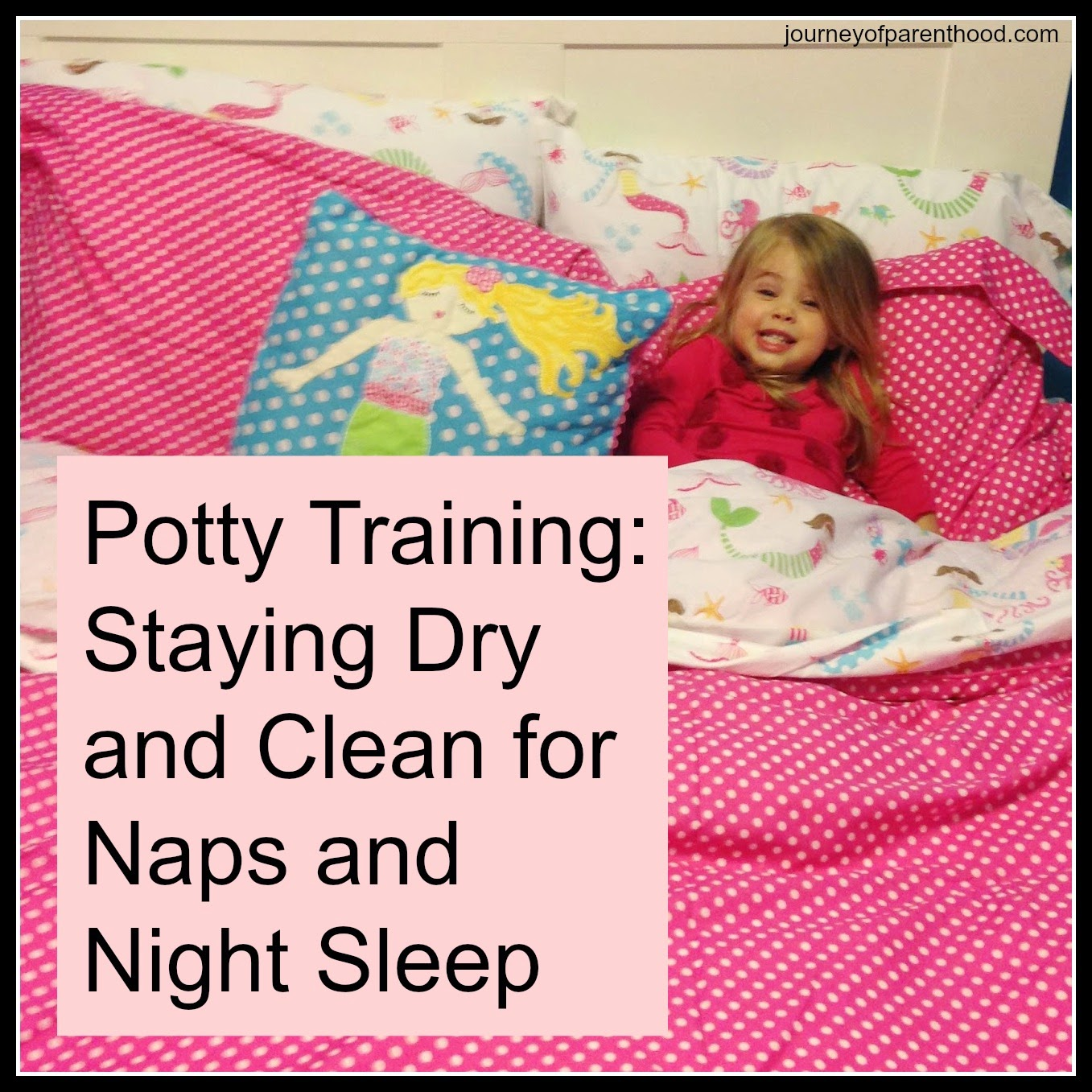 Night and Nap Potty Training