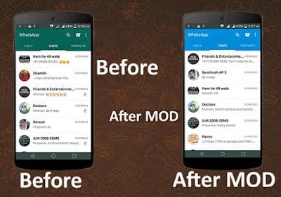 Cara Recompile WhatsApp menjadi WhatsApp Mod