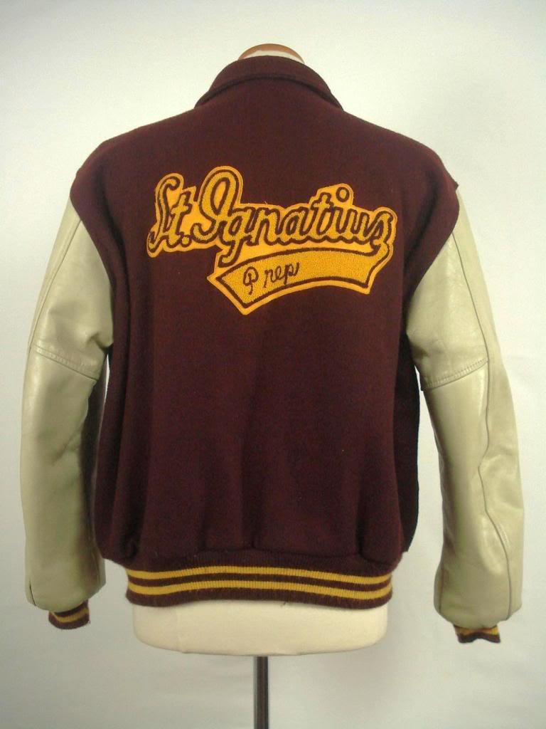 Letterman Jacket Vintage 48