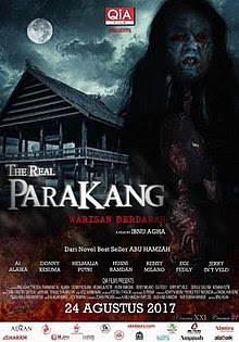 Download The Real Parakang Warisan Berdarah (2017) GRATIS