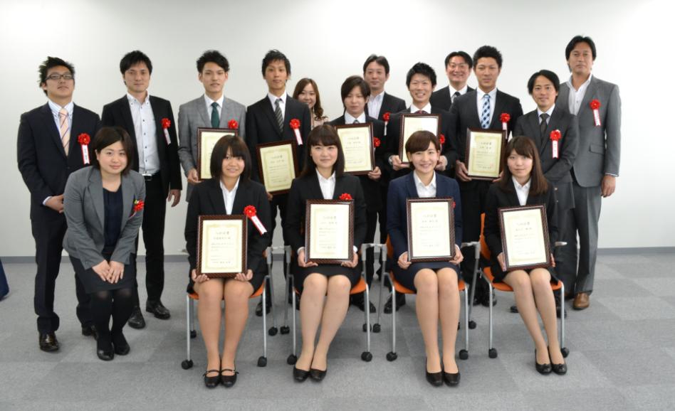 株式会社ネオマーケティング BLOG: 2014年度入社式