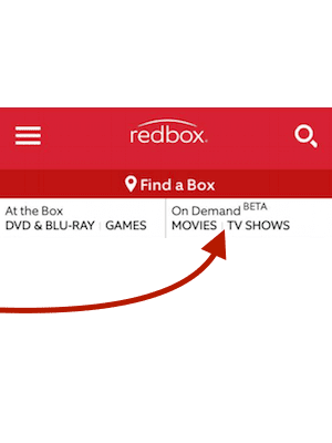 Redbox on-demand beta Roku channel