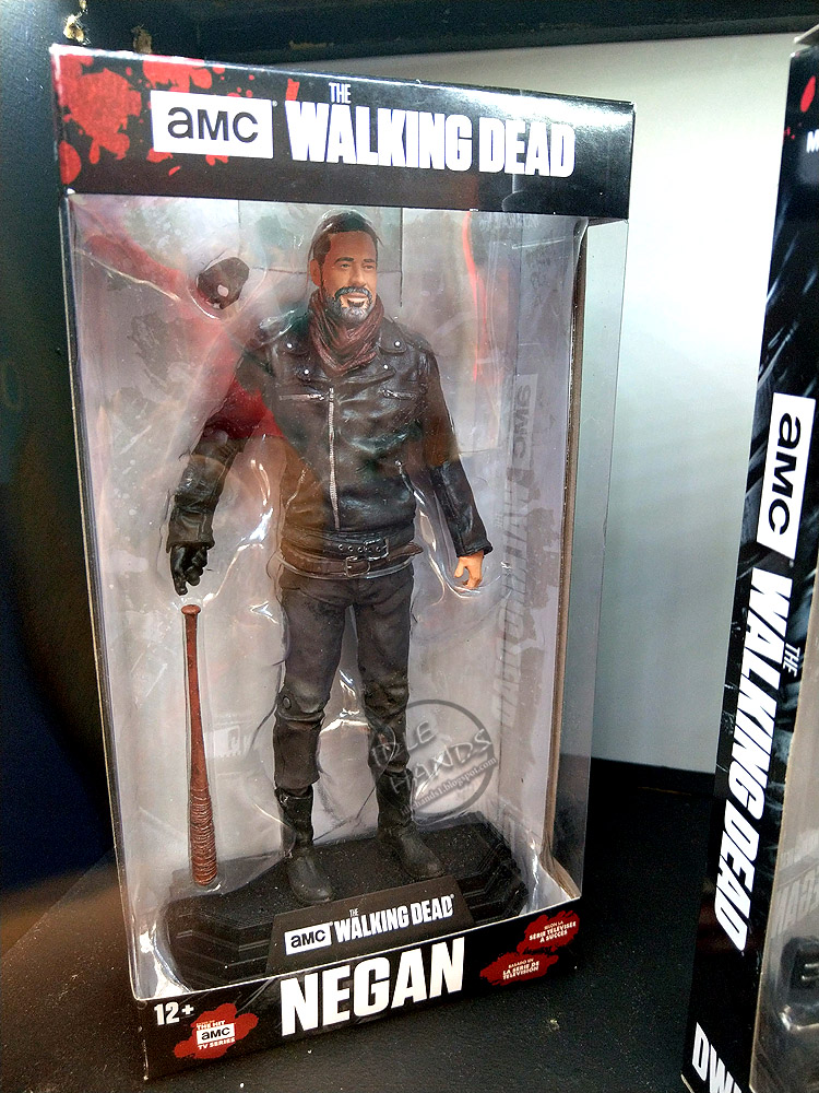 Idle Hands Toy Fair 2018 Mcfarlane S The Walking Dead