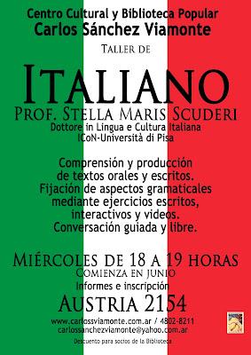 Taller de italiano