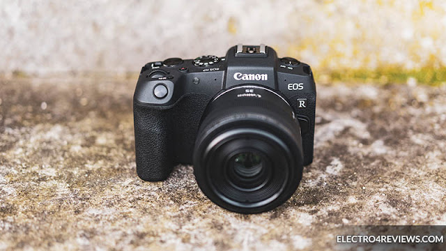 Canon announces EOS RP full-frame mirrorless camera