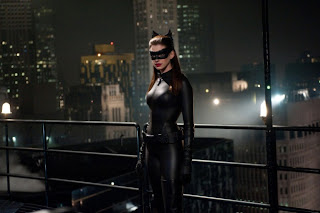 Anne Hathaway, The Dark Knight Rises