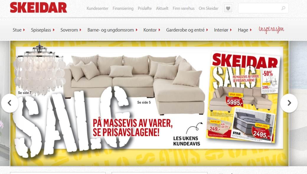 Smarte ressurser Markedsføring og ledelse: Salg på Skeidar? ME-54